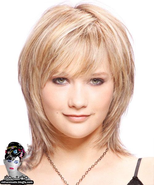 Классические стрижки на средние волосы